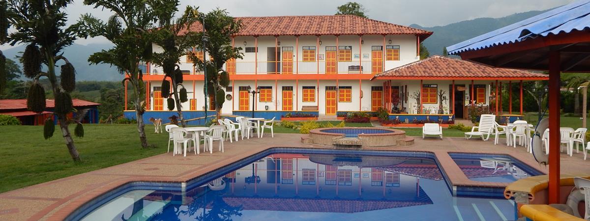 Finca Hotel La Rivera